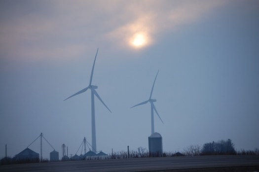 Sunset in Northern Iowa