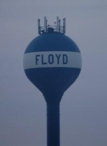 Floyd Water Tower