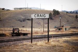Craig Train Stop