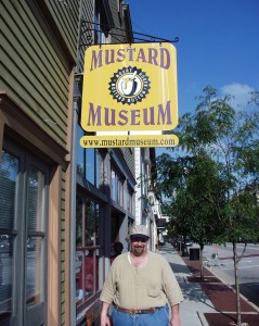 National Mustard Museum - Mt. Horeb, WI - Aug. 29, 2007