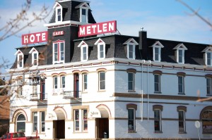 Hotel Metlen in Dillon, Montana
