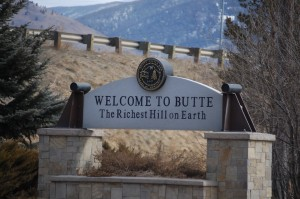 Welcome to Butte