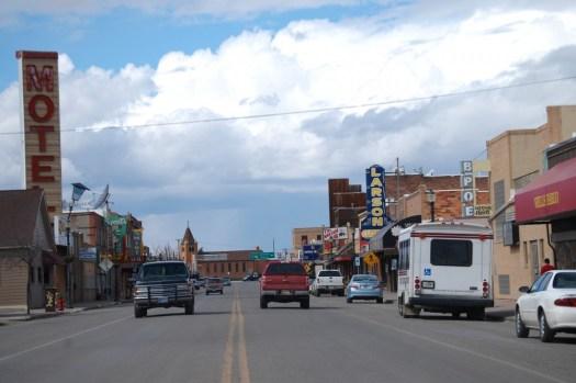 Shelby, Montana