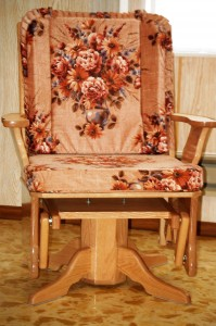 Home made chairs