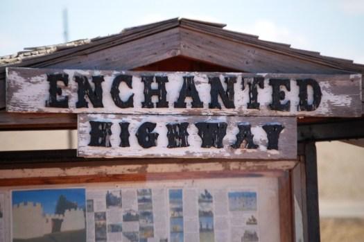 The Enchanted Highway in Western North Dakota
