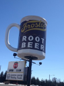 Frostop Mug
