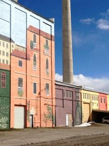 Old Sugar Mill Market - near Rigby, ID