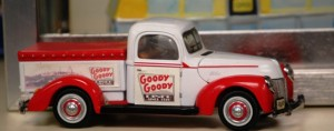 Scale Model Goody Goody delivery truck