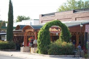 Babe's Chicken Dinner House - Granbury, Texas