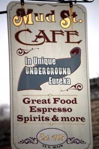 Mud Street Cafe - Eureka Springs, Arkansas
