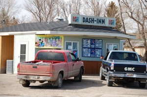 Dash In Drive In - Shelby, Montana
