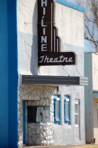 Hi-Line Theatre - operating since 1949