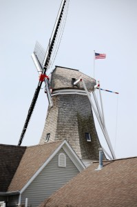 Vermeer Windmill towers above Pella to catch the wind