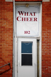 What Cheer