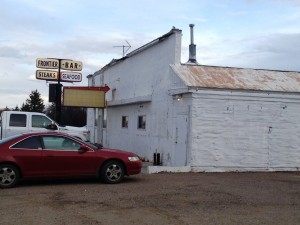 Frontier Bar and Supper Club - Dunkirk, Montana