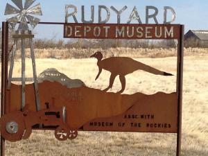 Rudyard Depot Museum