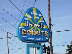 Heavenly Donuts - Portland, Oregon