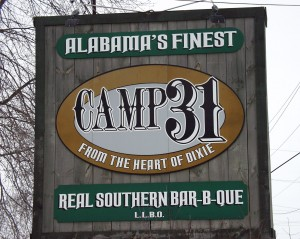 Camp 31 Bar-B-Que - Paris, Ontario