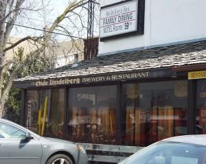 Olde Heidelberg Restaurant - Heidelberg, Ontario