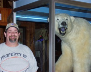 Polar Bear at Ole's