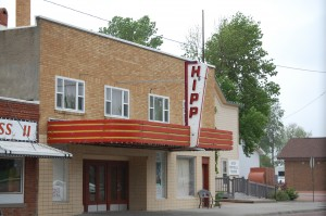 Hipp Theater - Gregory, SD