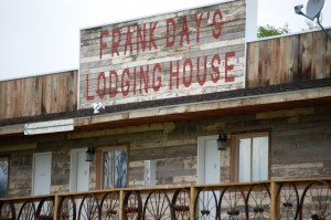 Frank Day's Lodging House