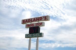 Badland's Travel Stop - Kadoka, SD