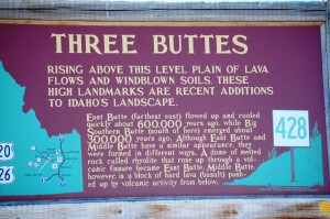 Three Buttes Site