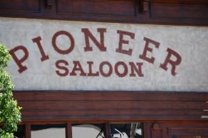 Pioneer Saloon - Ketchum, Idaho