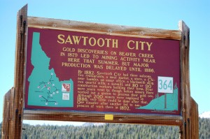 Sawtooth City, Idaho