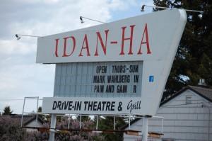 Idan-Ha Drive In Theatre - Soda Springs, Idaho