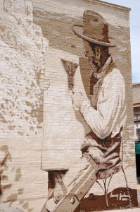 Harvey Jackson mural
