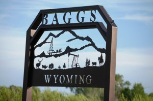 Welcome to Baggs, WY