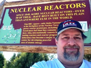 Nuclear Reactor sign