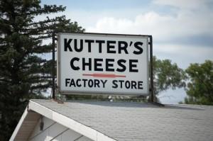 Kutter's Cheese in Corfu, New York