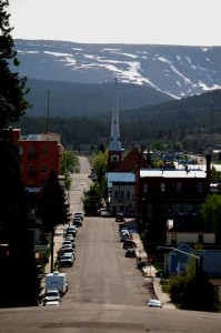 Another town shot of Leadville, Colorado