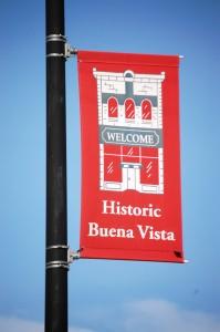 Buena Vista Banner