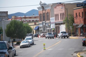 Downtown Salida, Colorado