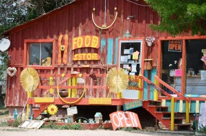 Colorful H Food Store in Gardner, Colorado
