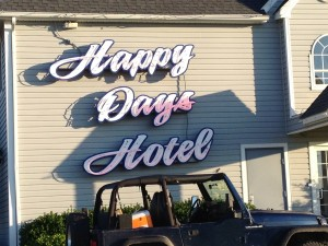 Happy Days Hotel - McAlester, OK