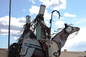 Scrap Metal Blackfeet Warriors - Cut Bank, Montana