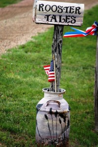 Milk Can Mailbox - near Burke, South Dakota