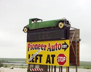 Pioneer Auto Show - Murdo, South Dakota