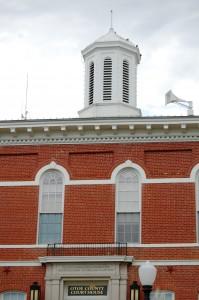 Historic Otoe County Courthouse in Nebraska City
