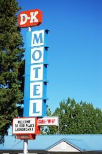 D-K Motel - Arco, Idaho