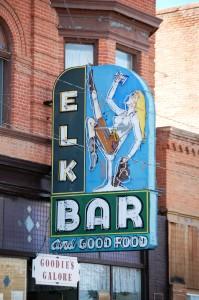 Elk Bar and Good Food - Chinook, Montana