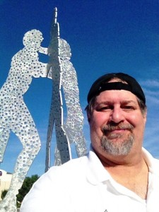 Sumoflam and Molecule Man in Council Bluffs, IA
