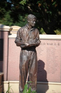 Veteran's Plaza - Bayliss Park, Council Bluffs