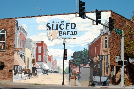 Chillicothe, Missouri - The Home of Sliced Bread