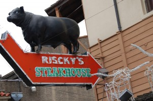 Riscky's Steakhouse - Fort Worth, Texas